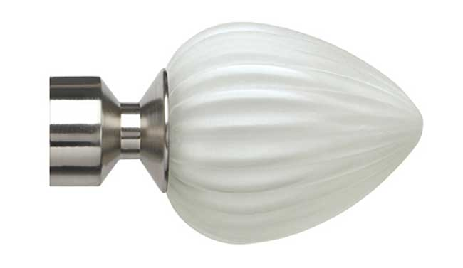 28mm realm glass finial