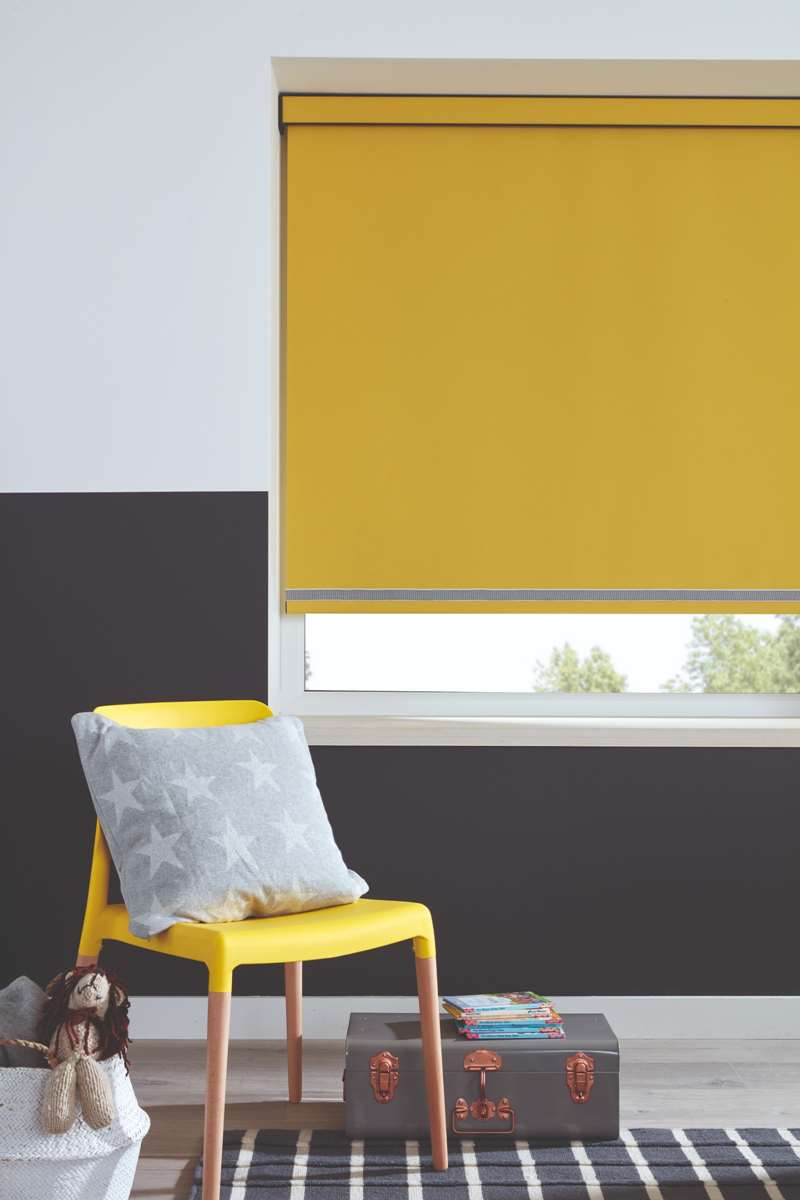 carnival acacia blackout roller blind