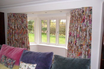 Bay Window Curtain Rails Why I Won T Use Any But These