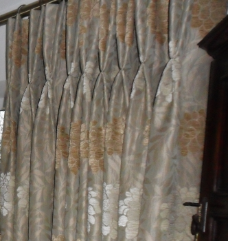 pinch pleat curtains made to measure