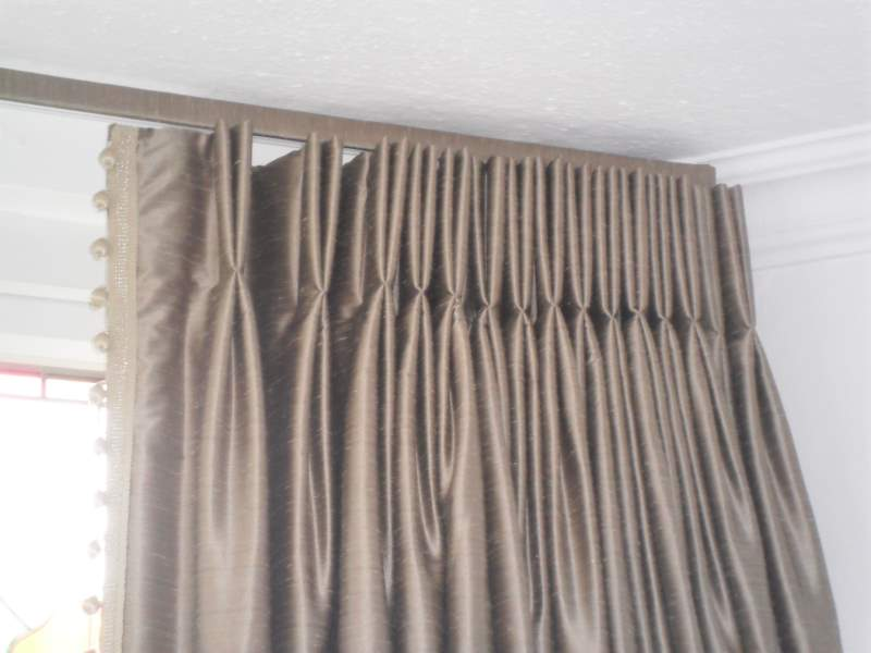 Image Result For Modern Pleated Curtains