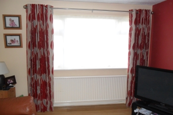 eyelet curtains that fit perfectly