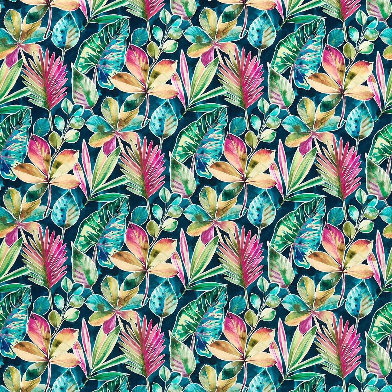 Rainforest Multi Velvet