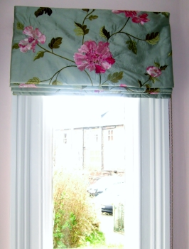 roman blinds regular pleats