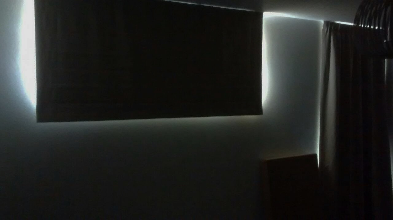 Blackout bedroom curtains that really work.